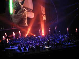 """Star wars"" with London Royal Philharmonic Orchestra"