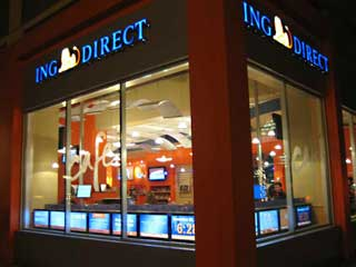 ING Direct cafe
