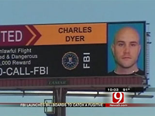 FBI alert on Lamar's digital billboard