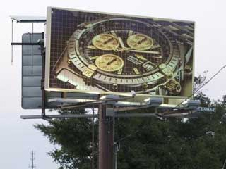 Magink outdoor billboards