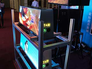 """TaxiTop"" LED screens"