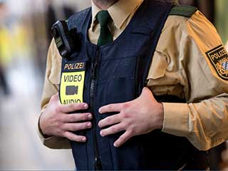 Police Wearable Camera