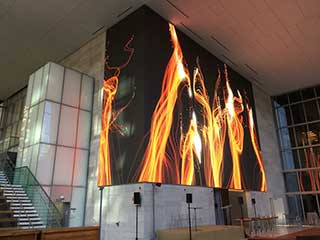 350 Mission 6 mm LED Screen Video Wall
