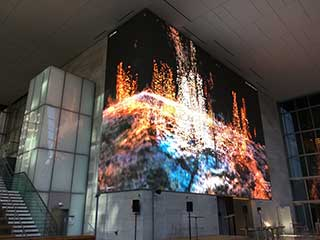 350 Mission LED Video Wall