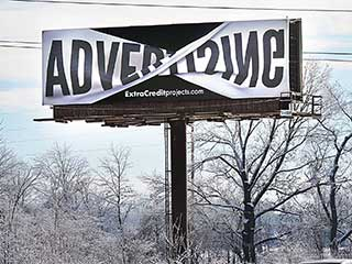 Outdoor advertising mistakes