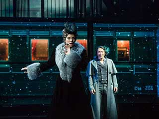 "Musical ""Anna Karenina"" LED-Dekoration"